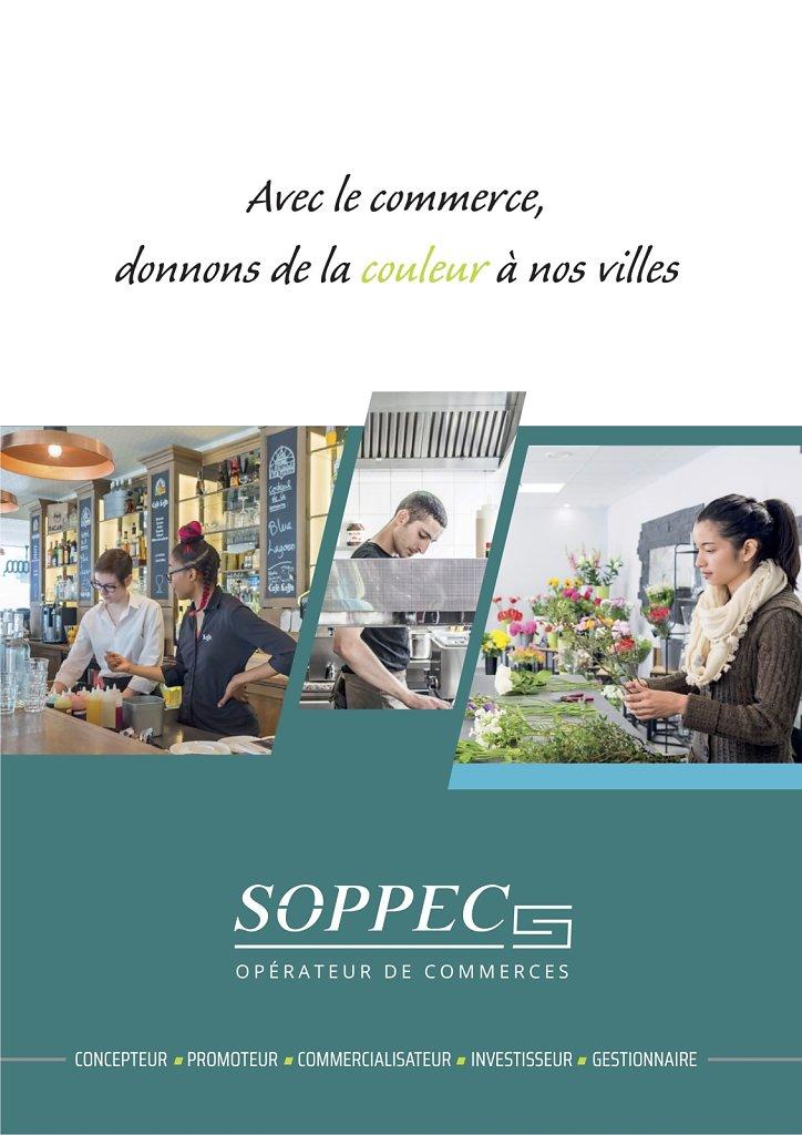 SOPPEC Operateur de commerces