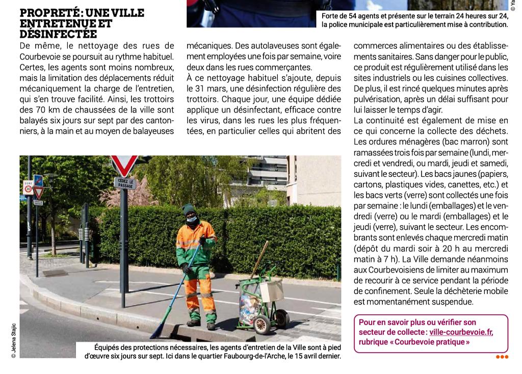 Courbevoie Mag